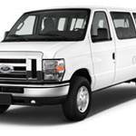 15 seat passenger van