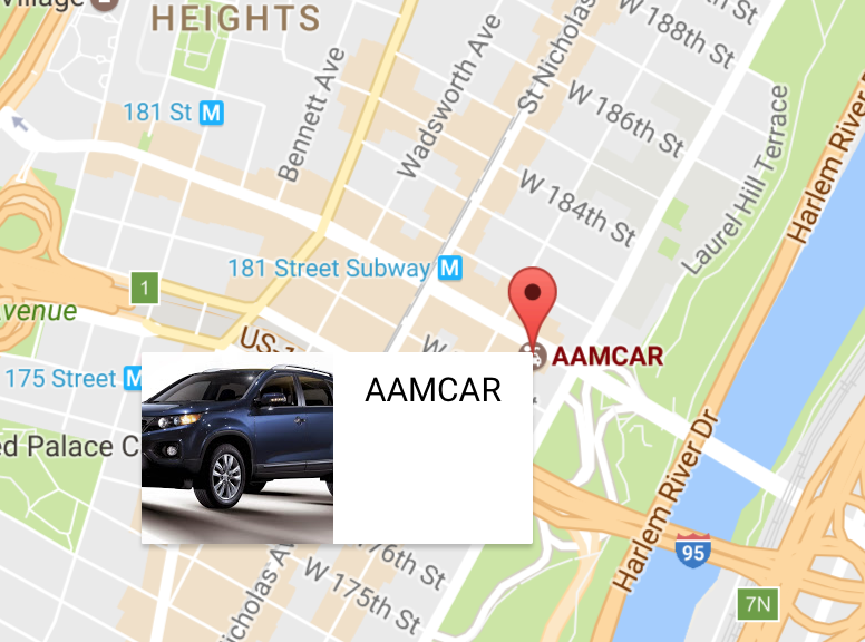 Rental Car Locations In Washington Heights