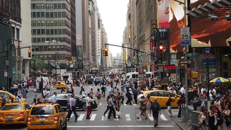 Car Rental Manhattan >> New York Car Rentals And Driving In Manhattan